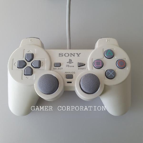 Mando play station blanco
