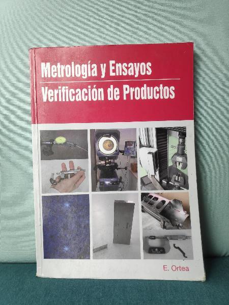 Metrologia y ensayos | verificación de productos