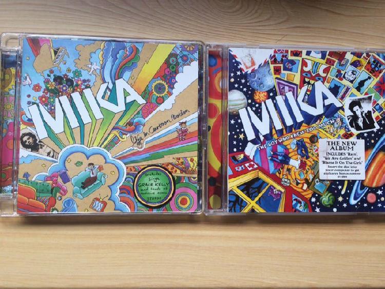 Mika cds