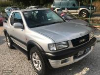 Opel frontera 2.2 dti sport rs de 2000 con 145.000 km por