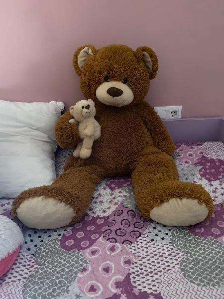Peluche oso grande