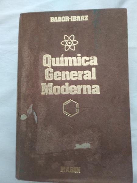 Química general moderna