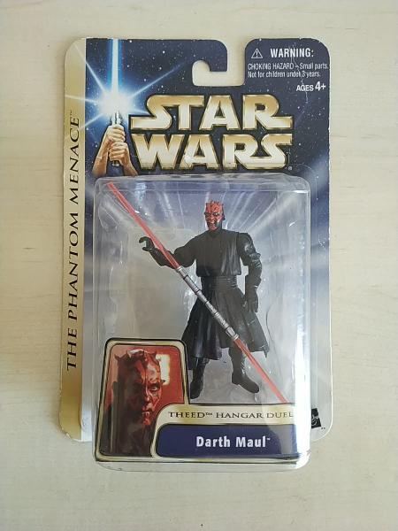 Star wars darth maul the phantom menace