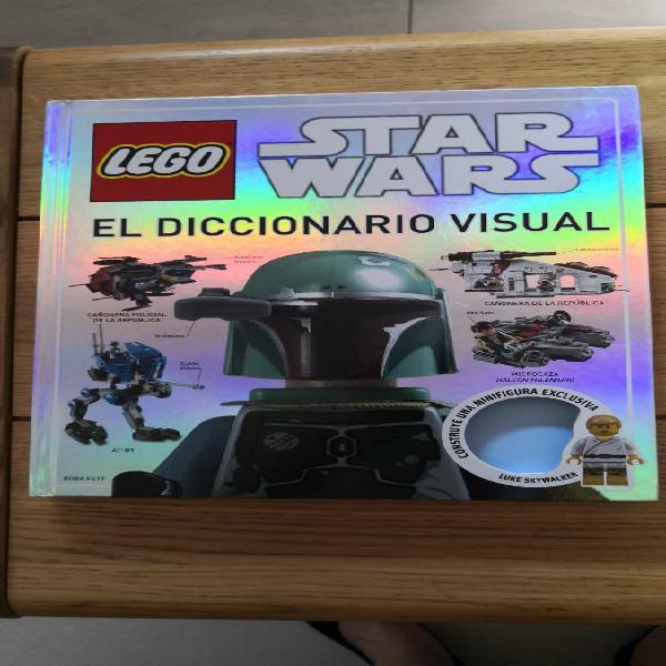 Star wars lego. diccionario visual