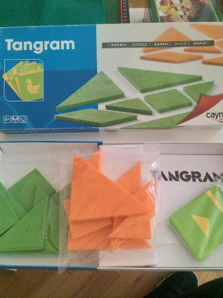 Tangram marca cayro