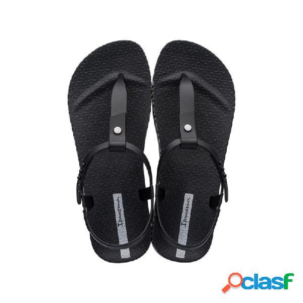 Ipanema bossa soft cristina pedroche sandalias de dedo planas de mujer negro - talla 38