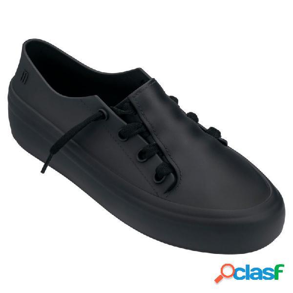 Melissa ulitsa sneaker love match sneakers sneaker planas de mujer negro - talla 41/42