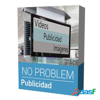 No problem software publicidad, original de la marca no problem