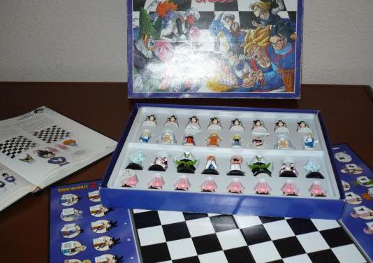 Completo juego de ajedrez y curso