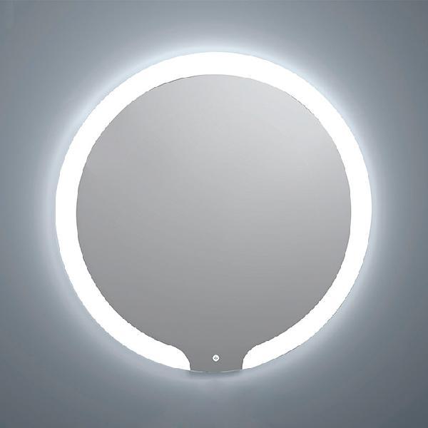 Camargue espejo redondo con luz led sphere