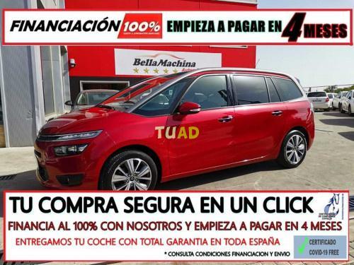 Citroën grand c4 picasso bluehdi 120cv eat6 feel edition