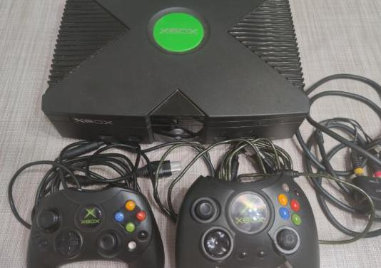 Consola x box 2 mandos