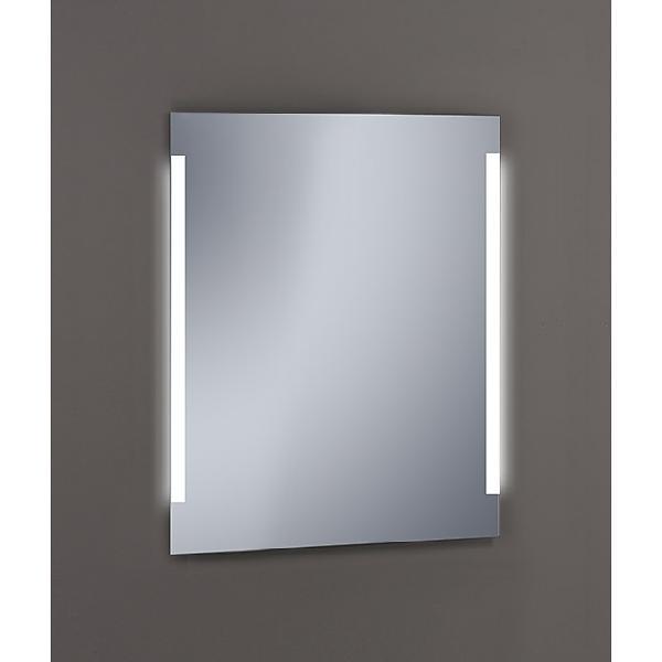 Espejo con luz led alanna