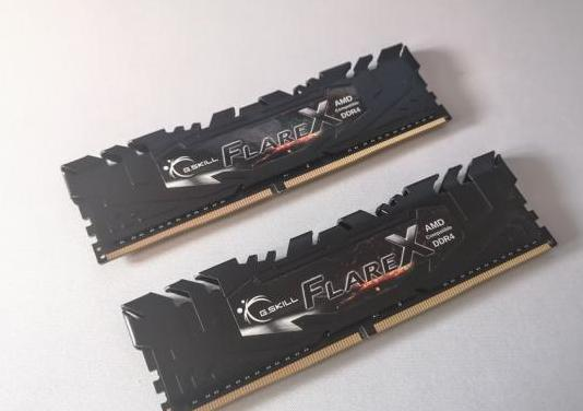 Memoria ram g.skill flarex 16 gb dimm