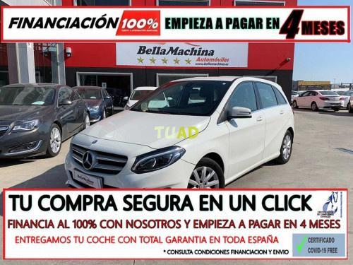 Mercedes Clase B 180 CDI