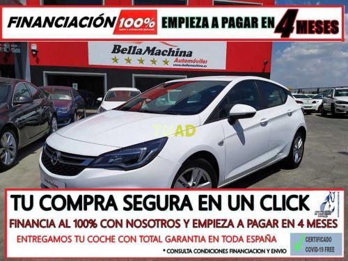 Opel astra k 1.6 cdti 110 cv