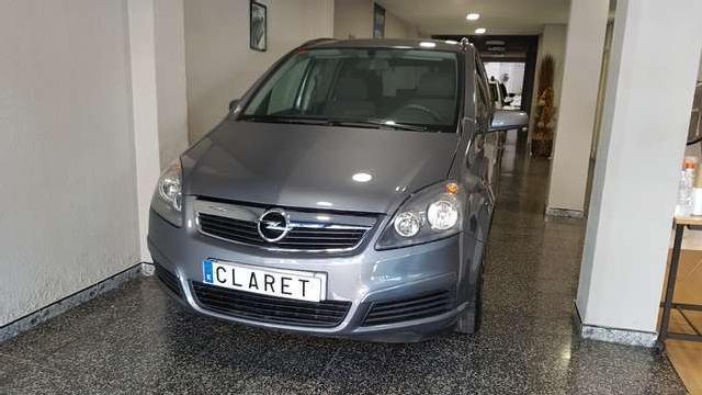 Opel zafira 1.8 16v enjoy '08