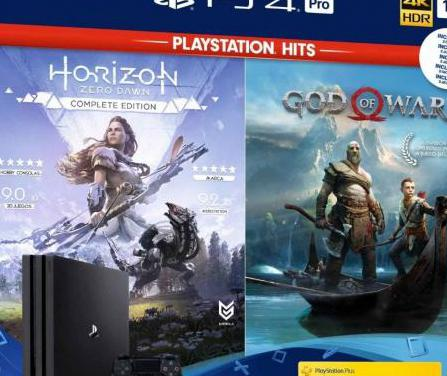 Playstation 4 pro 13 mejores juegos