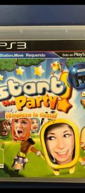 Start the party (juego ps3)