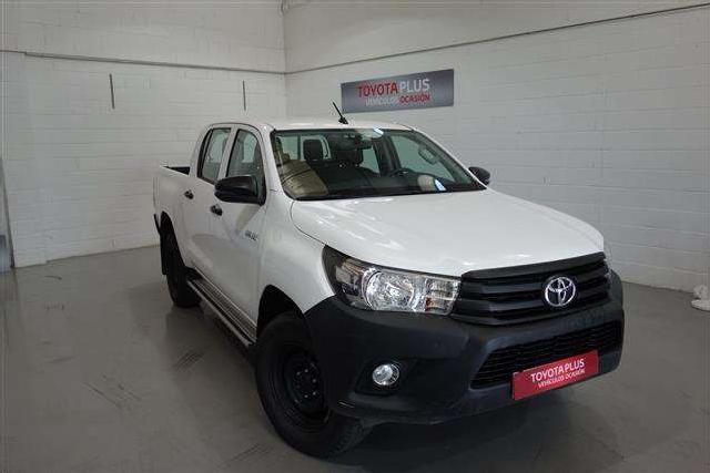 Toyota hilux cabina doble gx '18