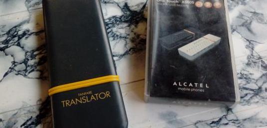 Traductor electrónico y modem usb