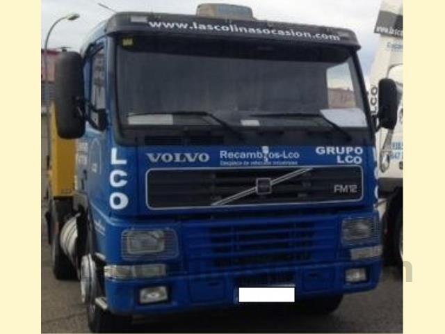 Volvo fm 12 42 340 tractora