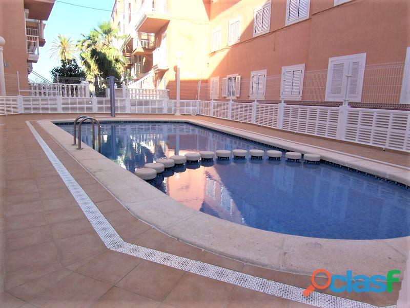 Apartamento a 150m de la Playa de La Mata con Garaje Cerrado