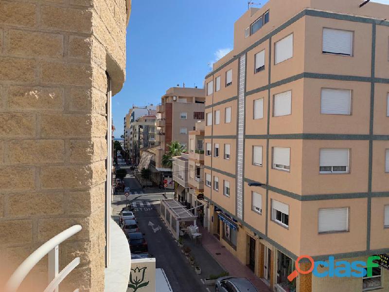 Apartamento Sin Terminar en Centro de Torrevieja a una calle de la Plaza del Ayuntamiento