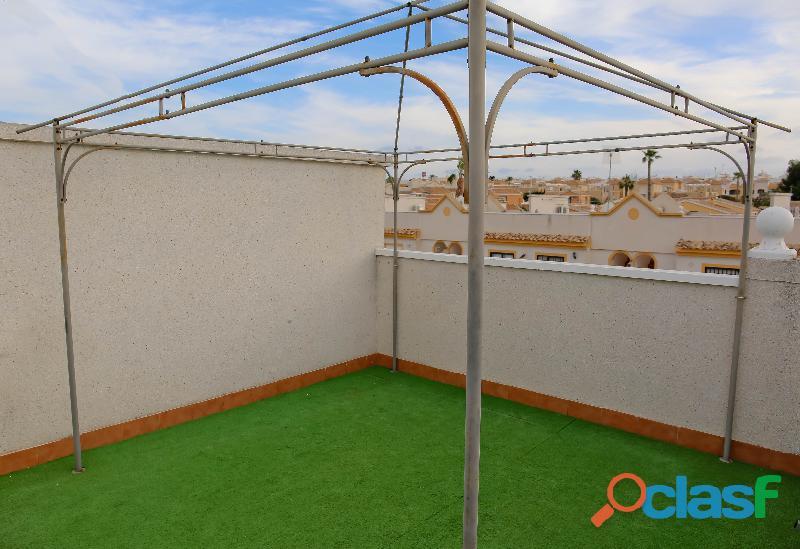 Dúplex con Piscina Comunitaria en Los Balcones, Torrevieja 10