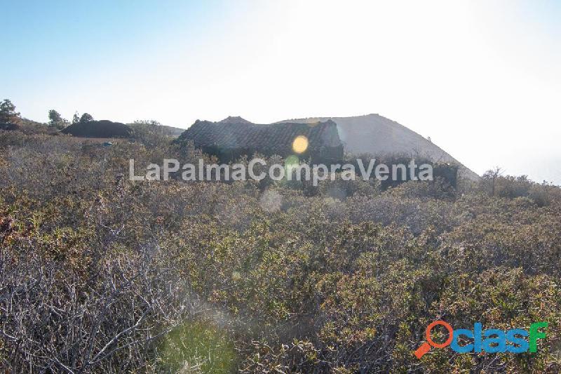 ID 420 Una buena extensión de terreno en Puntagorda en una zona tranquila y soleada, con vistas de 2