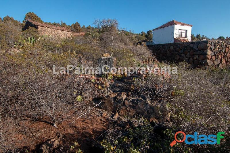 ID 420 Una buena extensión de terreno en Puntagorda en una zona tranquila y soleada, con vistas de 5