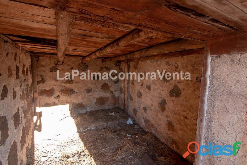 ID 420 Una buena extensión de terreno en Puntagorda en una zona tranquila y soleada, con vistas de 6