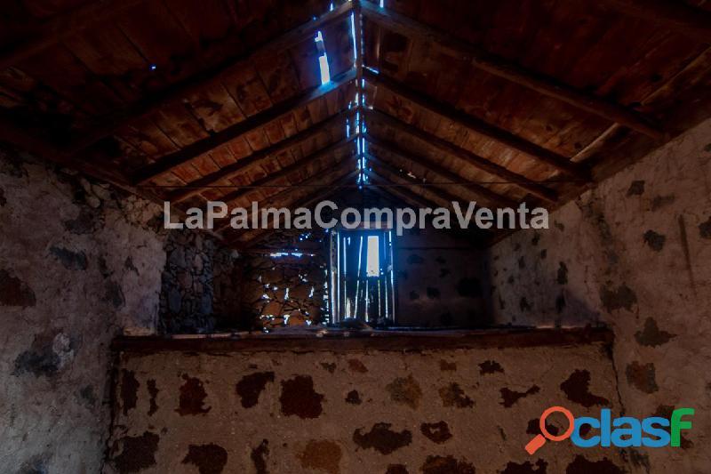 ID 420 Una buena extensión de terreno en Puntagorda en una zona tranquila y soleada, con vistas de 7