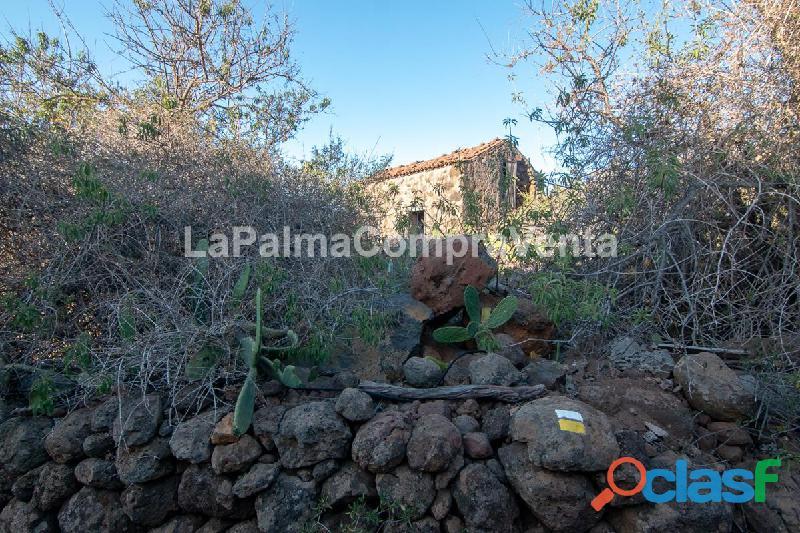 ID 420 Una buena extensión de terreno en Puntagorda en una zona tranquila y soleada, con vistas de 9