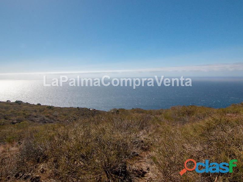 ID 424 Gran terreno en la zona noroeste de la isla de la Palma, en Lomada Grande Garafia, con una m 1