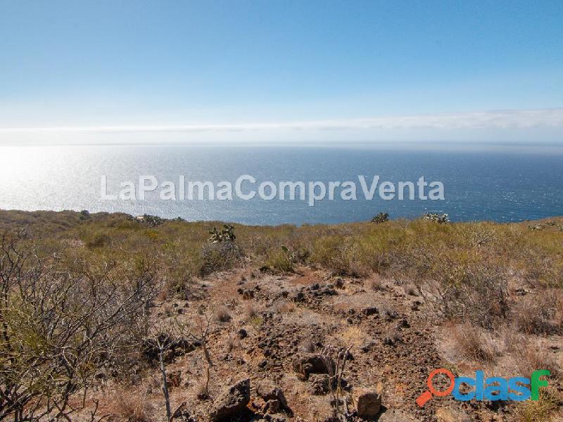 ID 424 Gran terreno en la zona noroeste de la isla de la Palma, en Lomada Grande Garafia, con una m 2