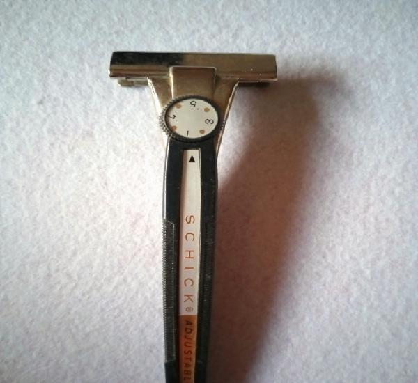 Maquinilla de afeitar regulable schick