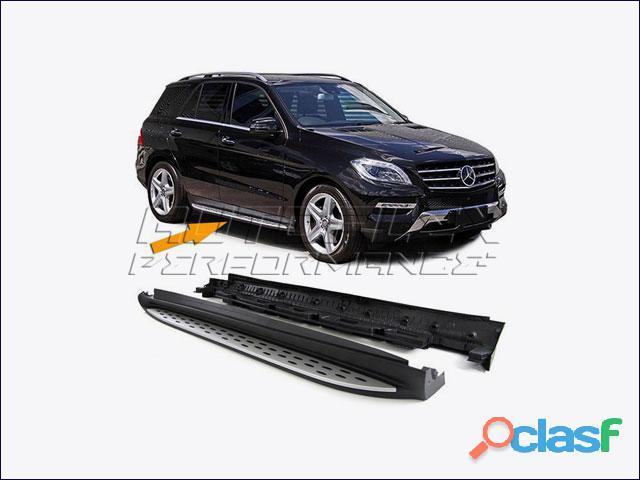 Estriberas Laterales Mercedes Benz ML W166