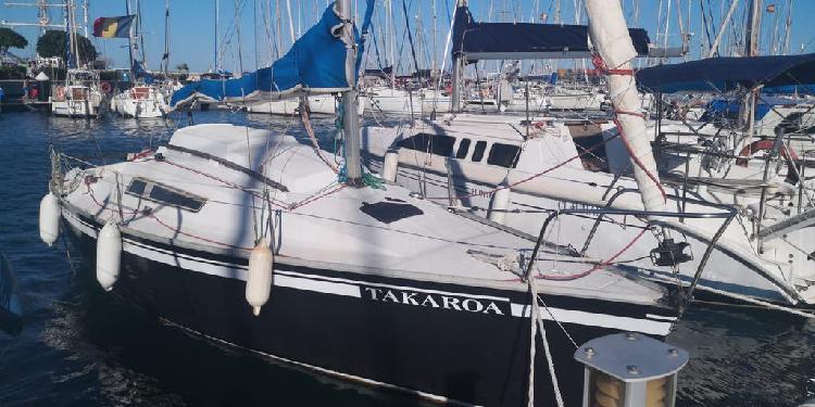 Barco velero beneteau 24 en oferta!! valencia.