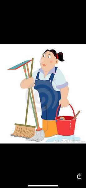 Busco chica para tareas del hogar