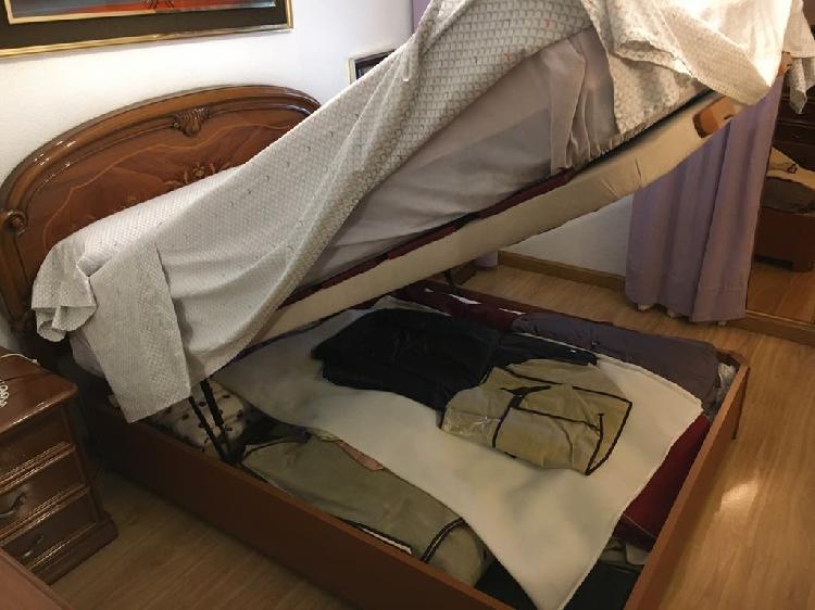 Canapé y colchón 135 x 190