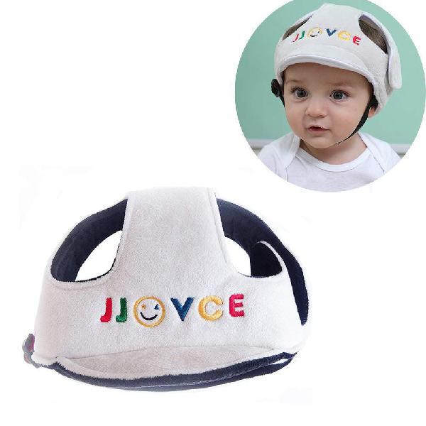 Casco de seguridad bebé infantil protector cabeza