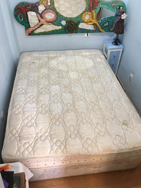 Colchón pikolin 135 cm
