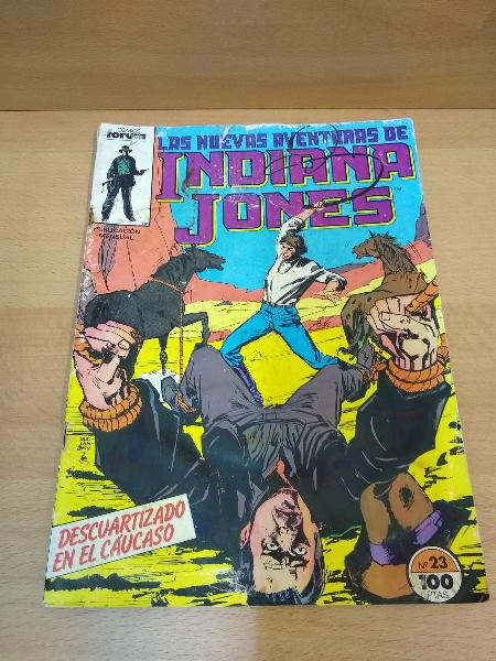 Comic indiana jones numero 23