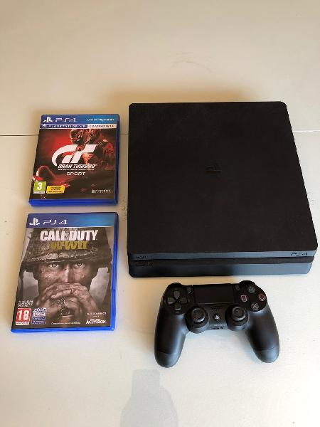 Consola play station ps4 slim