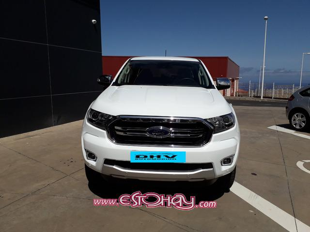 FORD RANGER DOBLE CABINA LIMITED S&S 2.0 TDCi 4x4