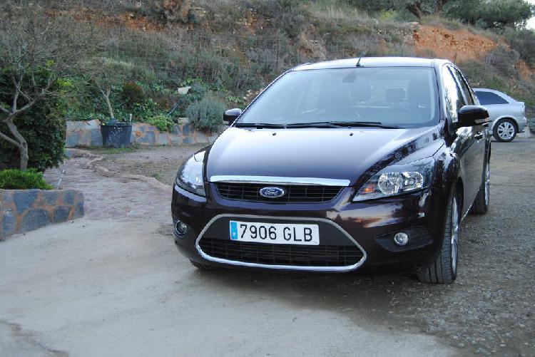 Ford focus titanium 1.6 tdci 115cv 5p