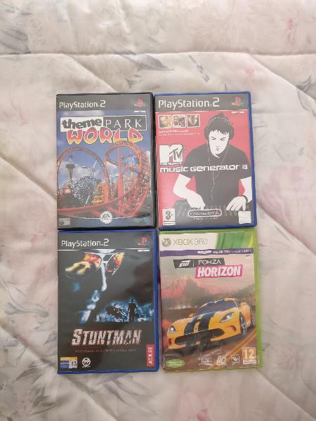 Gratis) pack videojuegos varios