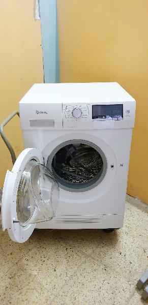 Lavadora secadora +transporte +instalación