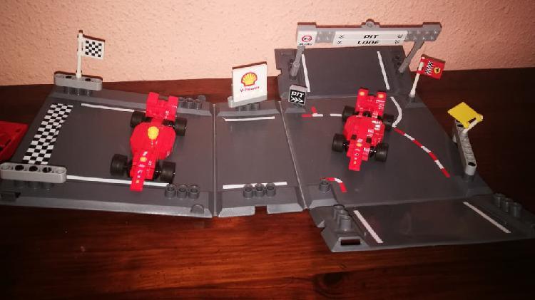 Lego 8123 racers ferrari f1.